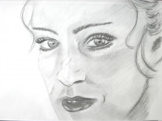 Madonna por louisa-jane